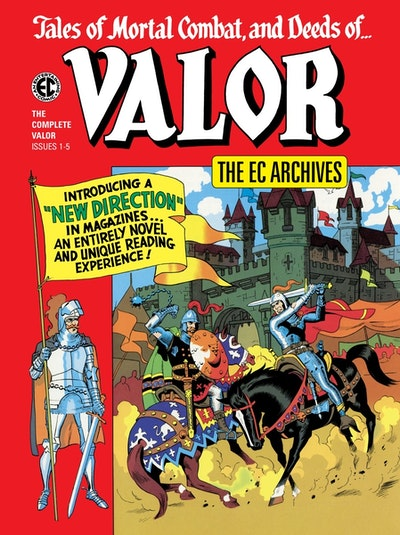 The Ec Archives Valor