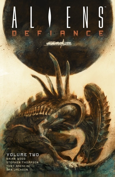 Aliens Defiance Volume 2