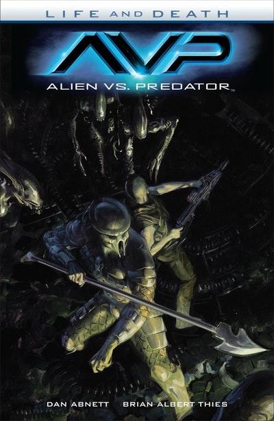 Alien Vs. Predator Life And Death