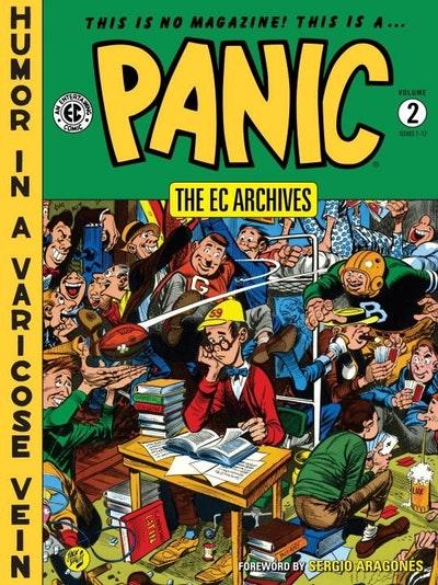 The EC Archives  Panic Volume 2