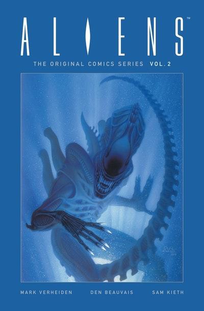 Aliens The Original Comics Series-Nightmare Asylum and Earth War