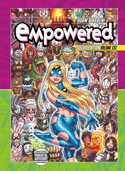 Empowered Deluxe Edition Volume 3