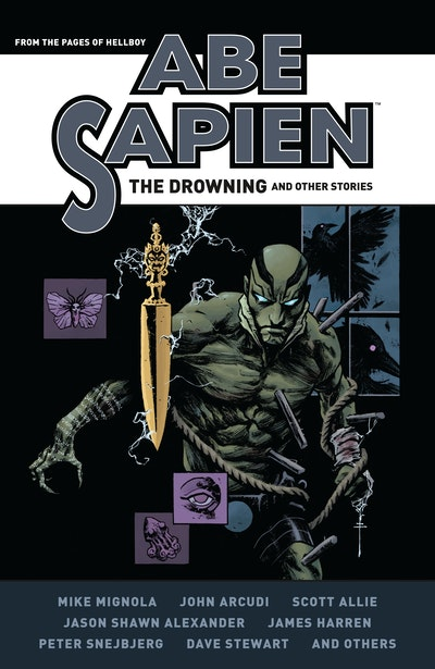Abe Sapien The Drowning And Other Stories