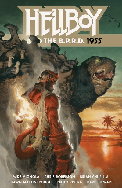 Hellboy And The B.P.R.D. 1955