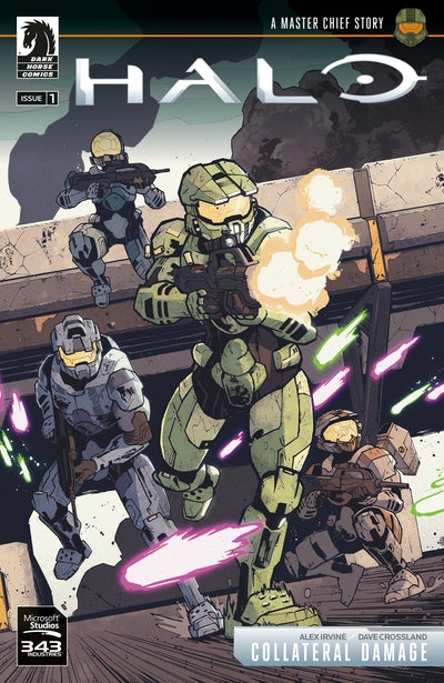 Halo Collateral Damage