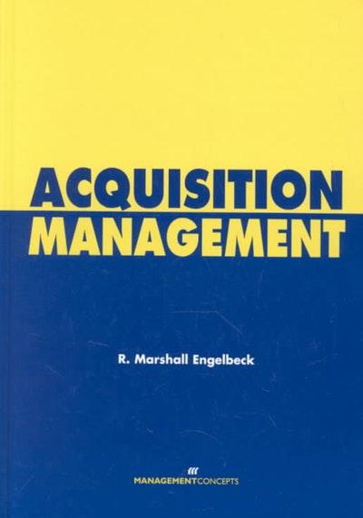 Acquisition Management