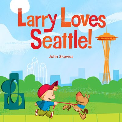 Larry Loves Seattle!