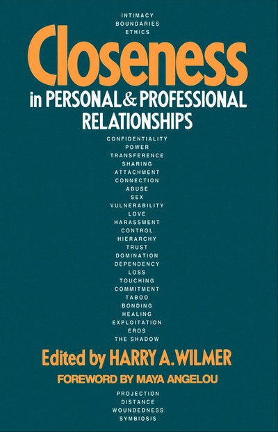 Closeness In Personal And Professional Relationships