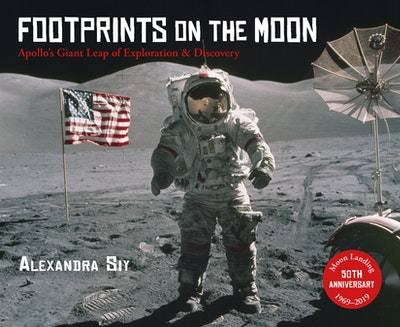 Footprints on the Moon