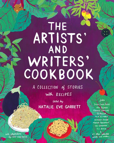 The Artists' And Writers' Cookbook