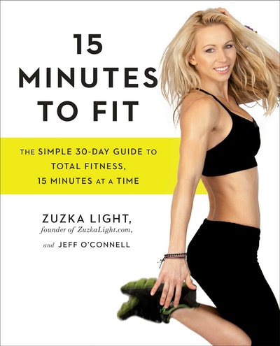 Book Cover:  15 Minutes To Fit