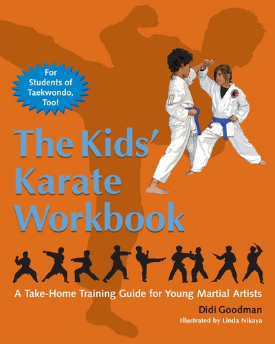 Kids' Karate Workbook