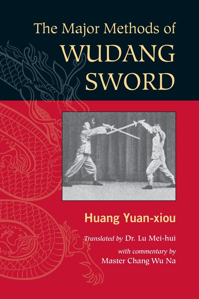 Major Methods Of Wudang Sword