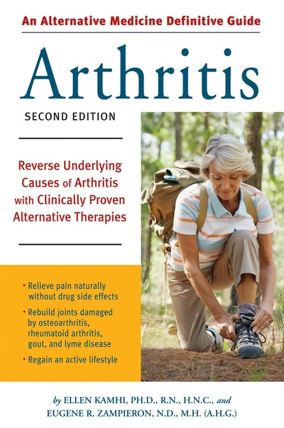 An Alternative Medicine Guide To Arthritis
