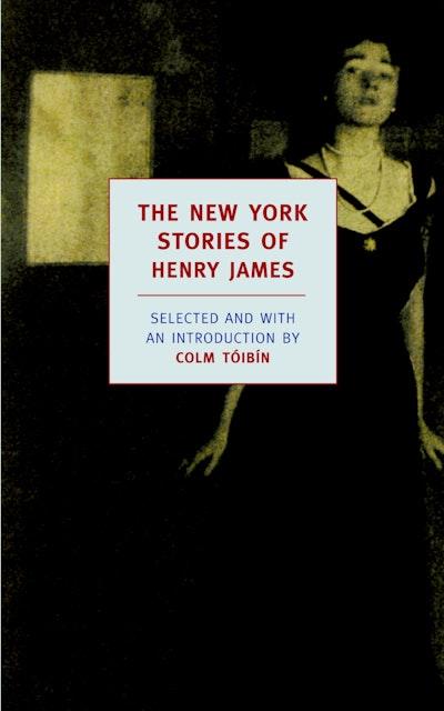 New York Stories Of Henry James