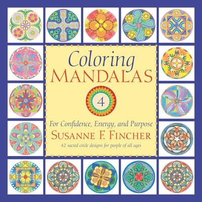 Coloring Mandalas 4