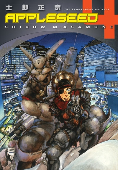 Appleseed Book 4