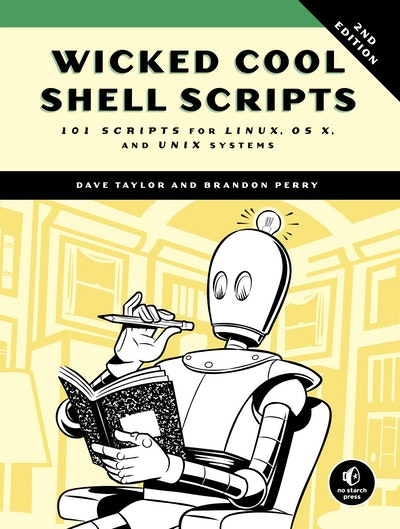 Wicked Cool Shell Scripts, 2nd Edition