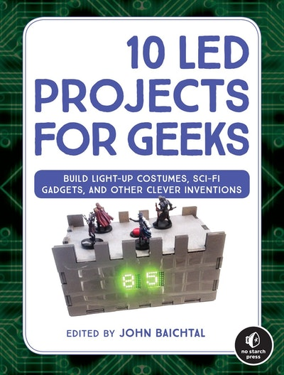 10 LED Projects for Geeks