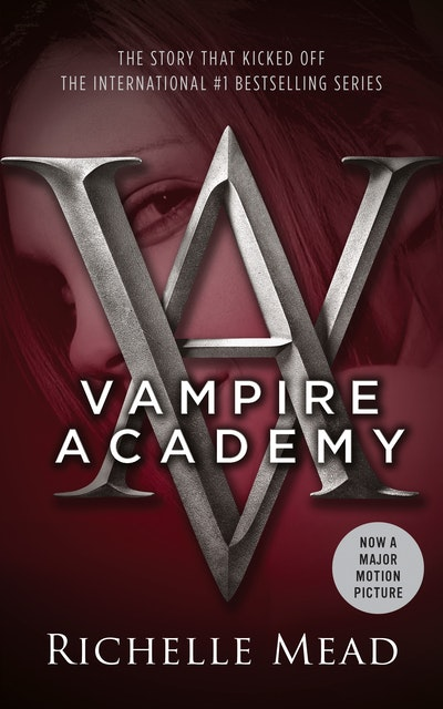Book Cover:  Vampire Academy: A Vampire Academy Novel Volume 1