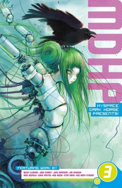 Myspace Dark Horse Presents Volume 3