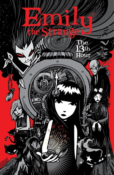 Emily The Strange Volume 3