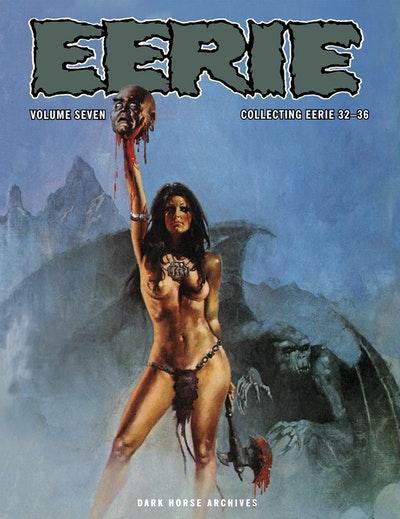 Eerie Archives Volume 7