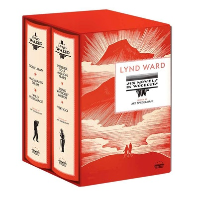 Book Cover:  Lynd Ward: Six Novels in Woodcuts