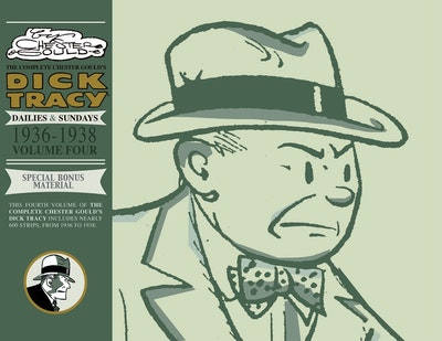 Complete Chester Gould's Dick Tracy Volume 4