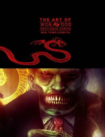 Ben Templesmith's Art Of Wormwood, Gentleman Corpse