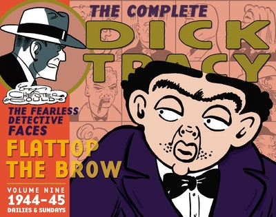 Complete Chester Gould's Dick Tracy Volume 9