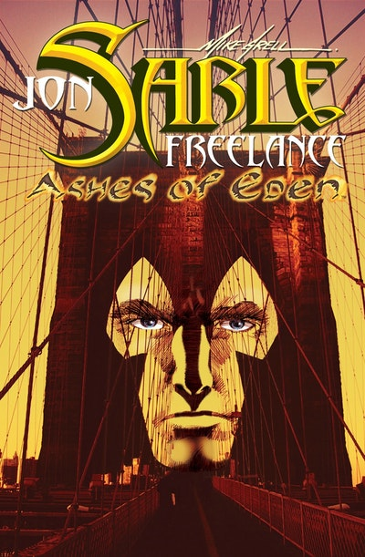 Jon Sable Freelance Ashes Of Eden