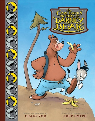 Carl Barks' Big Book Of Barney Bear