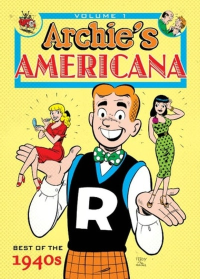 Archie Americana Volume 1 Best Of The 1940s