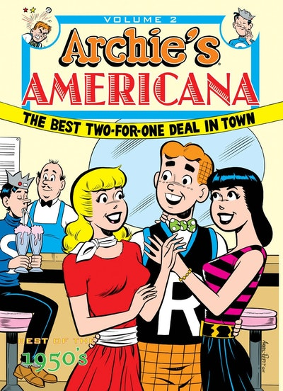 Archie Americana Volume 2 Best Of The 1950s