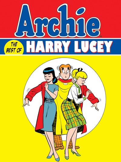 Archie The Best Of Harry Lucey Volume 1