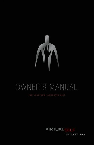 The Surrogates Owner's Manual: Special Hardcover Ed Volume 1 & Volume 2