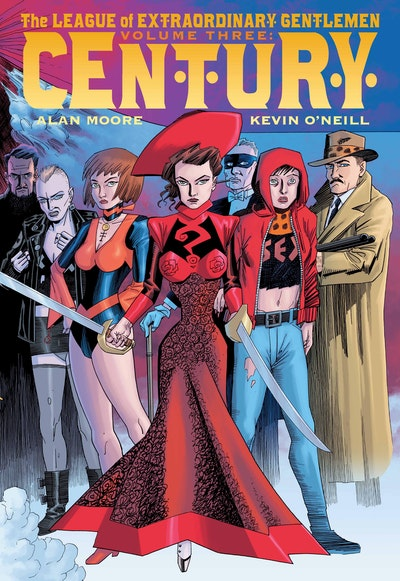 The League Of Extraordinary Gentlemen (Vol III) Century