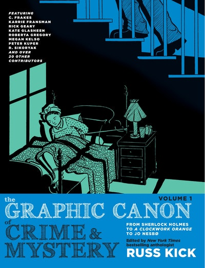 The Graphic Canon Of Crime And Mystery, Vol. 1