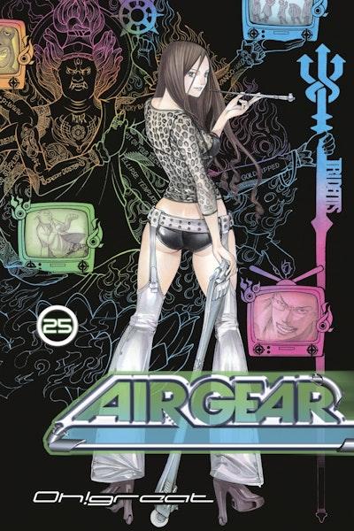 Air Gear 25