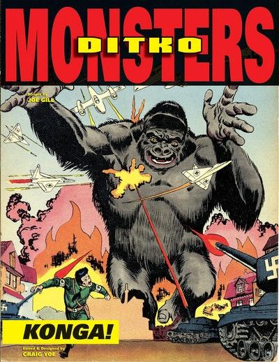 Ditko's Monsters Konga!
