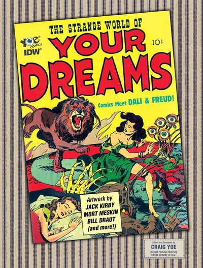 The Strange World Of Your Dreams Comics Meet Dali & Freud!