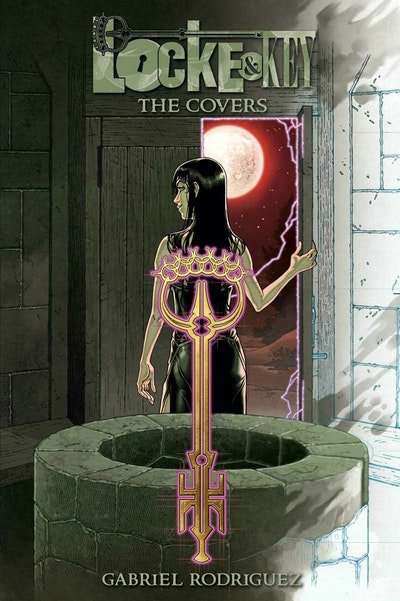 Locke & Key The Covers Of Gabriel Rodriguez
