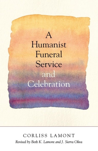 A Humanist Funeral Service And Celebration