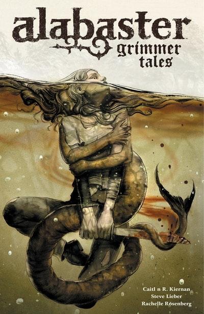 Alabaster Volume 2 Grimmer Tales