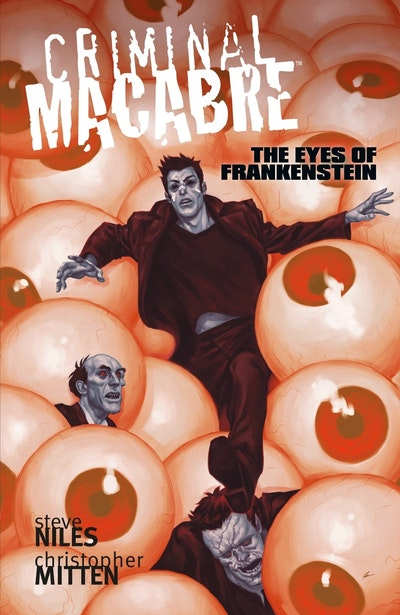 Criminal Macabre The Eyes Of Frankenstein