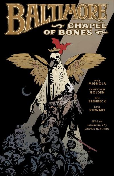 Baltimore Volume 4 Chapel of Bones
