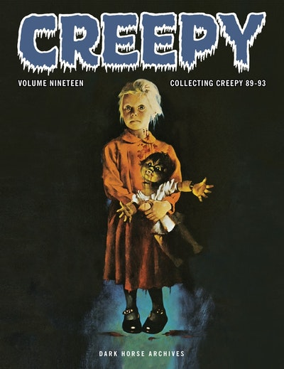 Creepy Archives Volume 19