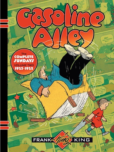 Gasoline Alley The Complete Sundays Volume 2 1923-1925