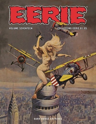 Eerie Archives Volume 17